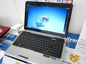 LuvBook K シリーズの本体