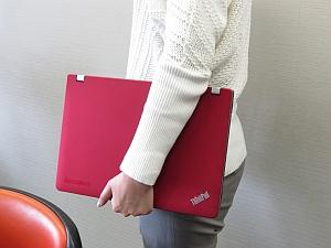ThinkPad Edge E420を持ってみた所